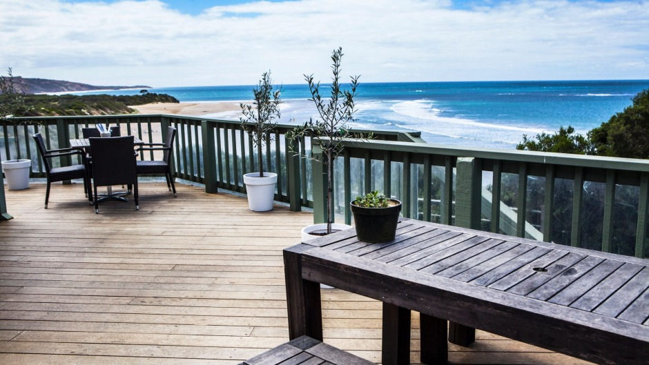 Captain Moonlite at the Anglesea Anglesea Surf Life Saving Club is a Surf Coast gem.
