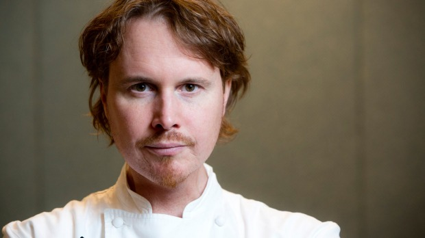 Chicago chef Grant Achatz: 'Check out these perfect quenelles!'