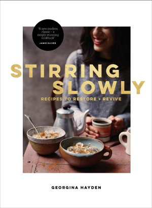 Stirring Slowly by Georgina Hayden.