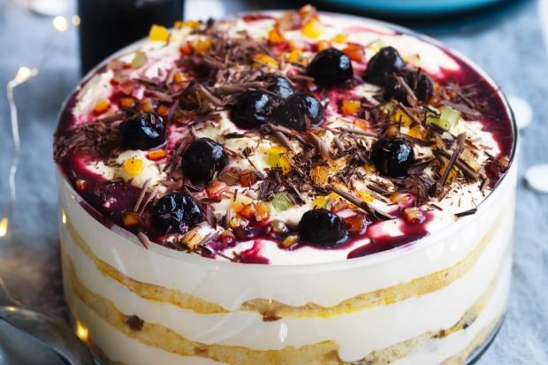 Adam Liaw's summery Chrissamisu for dessert this year? <a ...