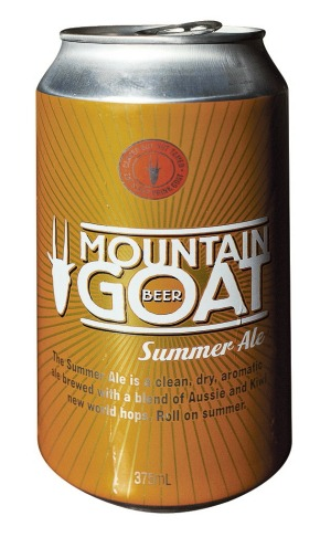 Mountain Goat, Summer Ale, 4.7% ABV