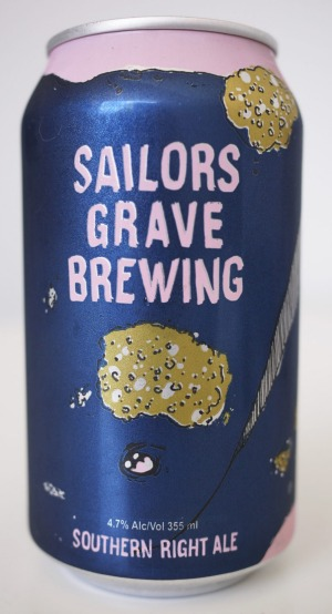 Sailor's Grave, Southern Right Ale, 4.7% ABV