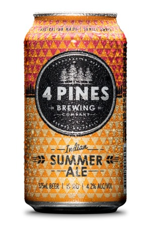 4 Pines, Indian Summer Pale Ale, 4.2% ABV