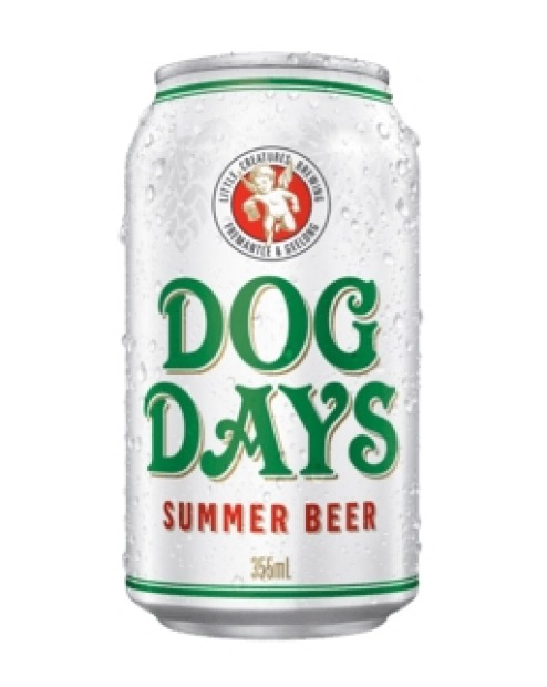 Little Creatures Dog Days Summer Ale, 4.4% ABV