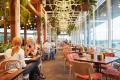 The Garden, a 300-seat restaurant, has opened at Wests Ashfield Leagues.