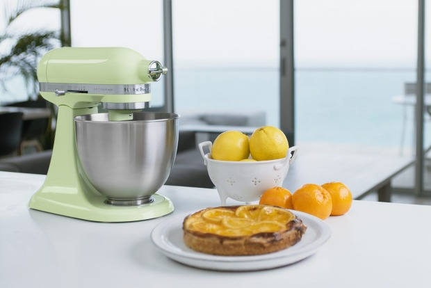 Small but mighty: a stand mixer for those bakers with a small kitchen: KitchenAid Mini, $799, <a ...