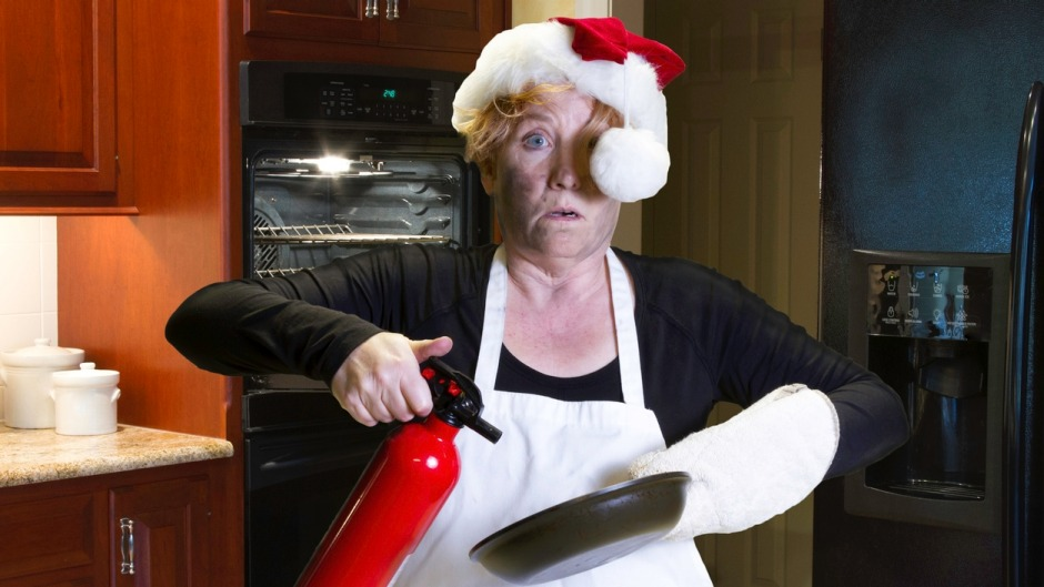 The worst Christmas kitchen injuries