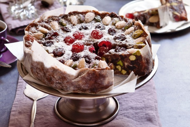 Buy the best quality fruit and chocolate you can for Karen Martini's paneforte bianco <a ...
