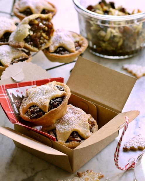 Jane and Jeremy Strode's fruit mince pies <a ...