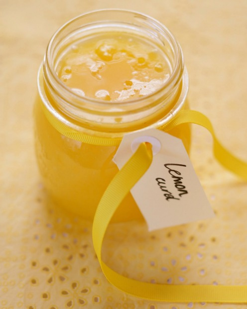 Lemon curd is also lovely with scones. Here's Stephanie Alexander's recipe <a ...