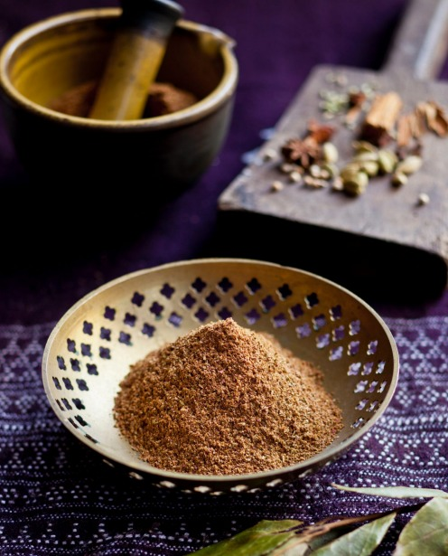 These roasted spices will perfume your house. Garam masala spice mix <a ...
