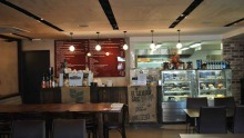 Peppertree Cafe Interior