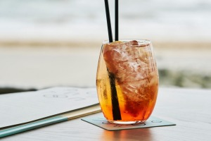 Cool off this summer with an Aperol spritz at Pontoon, St Kilda.