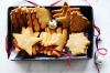 Adam Liaw's brown sugar cookies sprinkled with salt <a ...