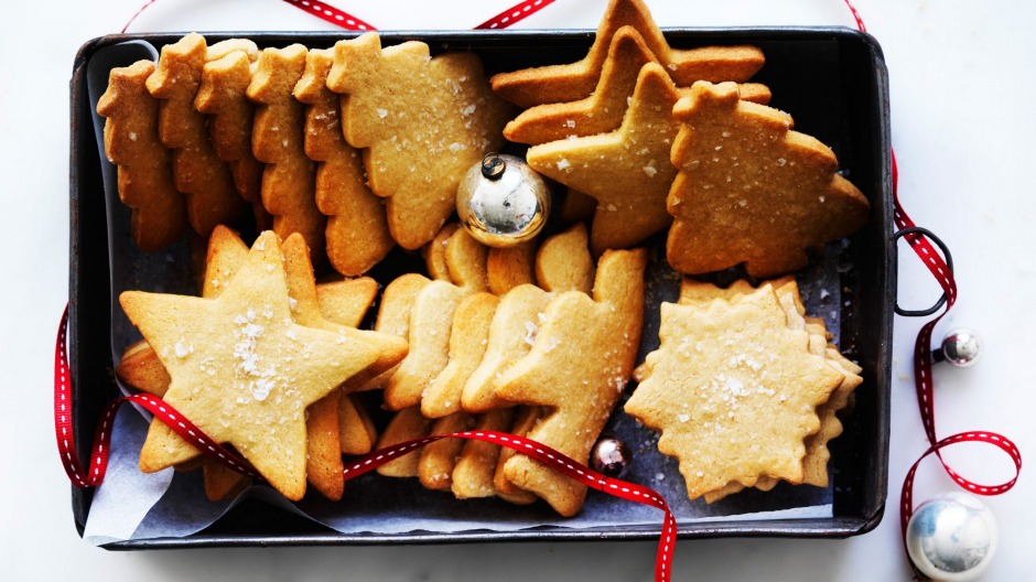 Bake a batch of Christmas cookies.