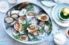 Matt Moran's oysters with chardonnay dressing. <a ...