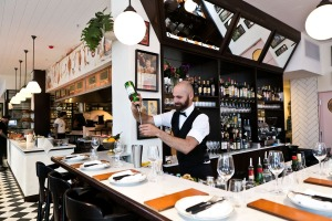 Porteno has moved its stylish digs into MoVida's old Surry Hills site.