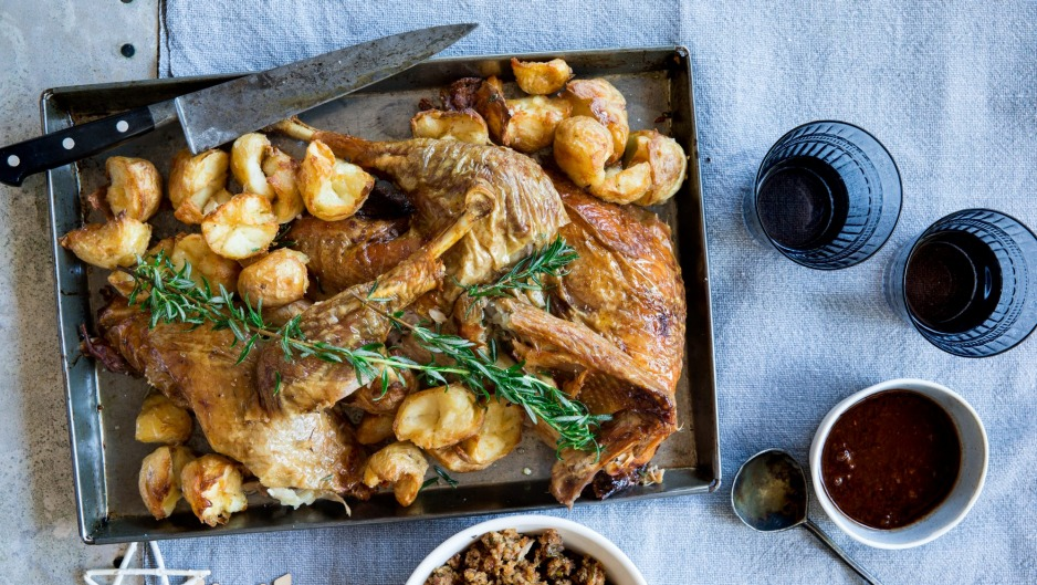duck recipe for christmas