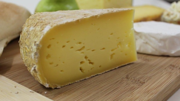 Timboon Cheesery's havarti.