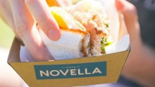 Cafe Novella Food