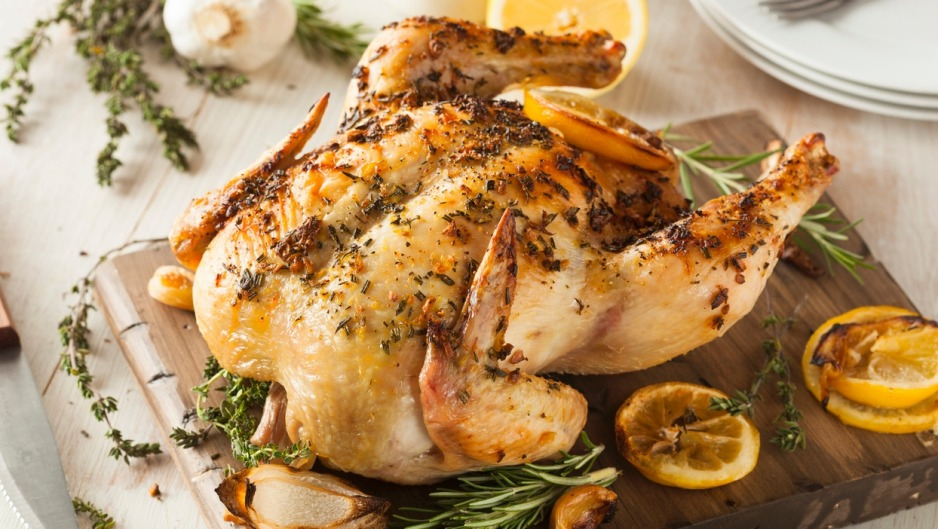 Now there's no excuse for left-over chicken this Christmas.