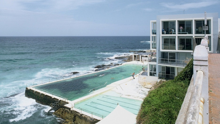 Icebergs Dining Room And Bar, Bondi Beach, Sydney.
