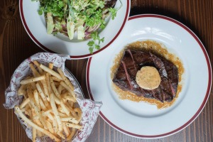 Sydney's best steak frites.