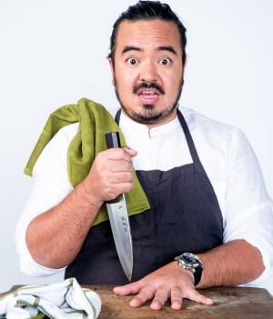 National guide cover. Adam Liaw. Photo by Edwina Pickles. Taken on 19th Dec 2016.