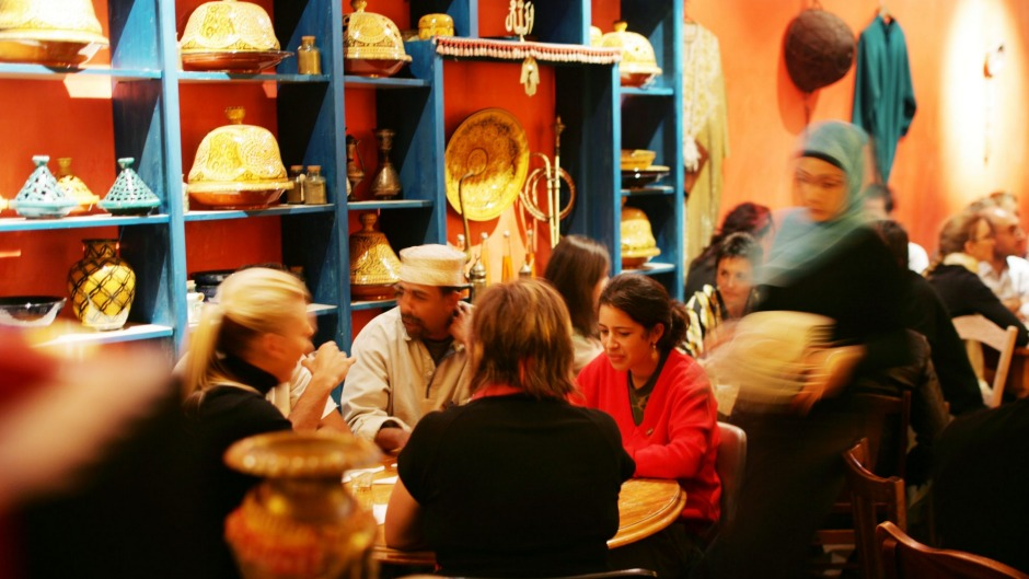 Moroccan Soup Bar, Fitzroy North.