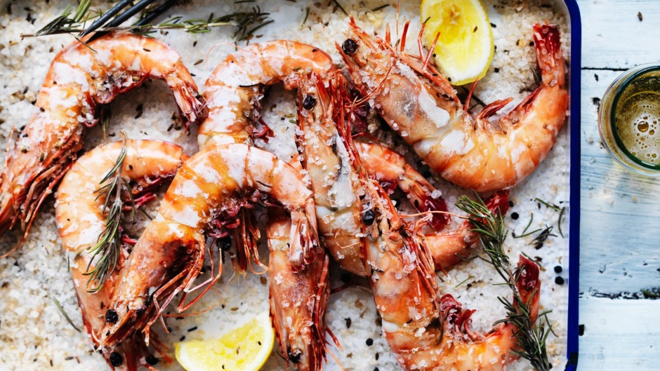 What's more Aussie than prawns on the barbie.