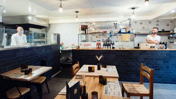 Pizzeria with pedigree: Al Taglio in Surry Hills.