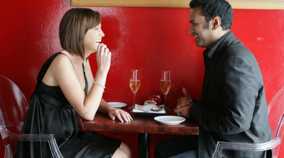 Almost 20 per cent of Valentine's Day reservations were made within 48 hours of the date.