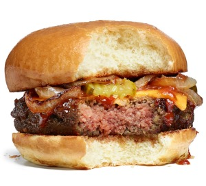 California company Impossible Foods is leading the way with its plant-based burgers.