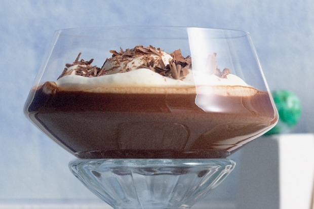 It's coffee, with whipped cream and chocolate. <a ...