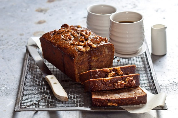 This spiced coffee loaf is dense, moist and loaded with spice. <a ...