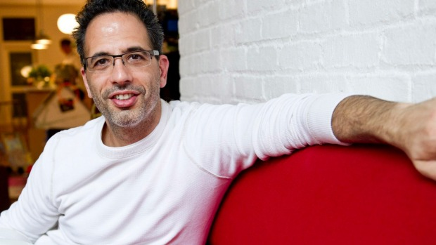 Yotam Ottolenghi was involved with #CookForSyria in London.