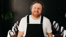 Chef Matt Wilkinson will come to Canberra for Monster Mash Volume Two.