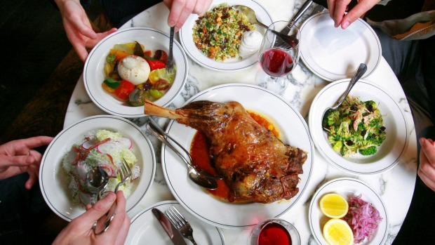 Family-style share dishes will get renewed focus at Cutler & Co.