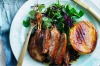 Seasonal mango gives shop-bought Peking duck a tangy, textural lift <a ...