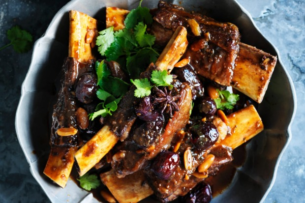 Neil Perry's Chinese-style braised beef ribs <a ...