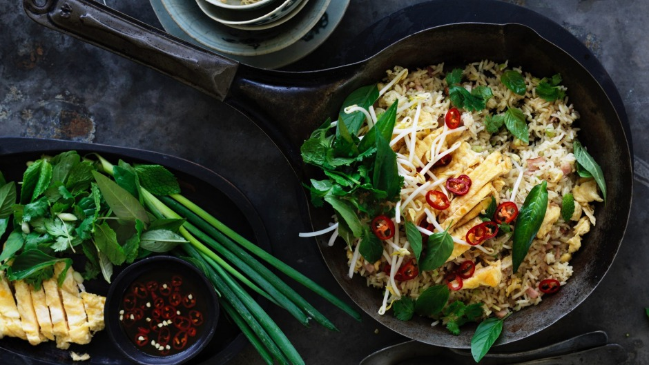 Kylie kwongs everyday fried rice recipe recipe good food kylie kwongs everyday fried rice forumfinder