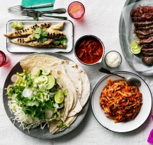 Neil Perry's Mexican fiesta.