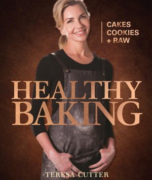 Images and recipes from Healthy Baking by Teresa Cutter (Healthy Chef, RRP $69.95)