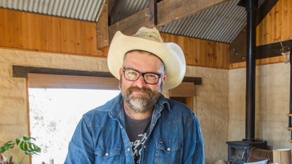 Rohan Anderson, farmer, author and passionate advocate of eating simply and avoiding the confusion-inducing wellness ...