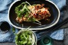 Steamed snapper with black beans and salted chillies. <a ...