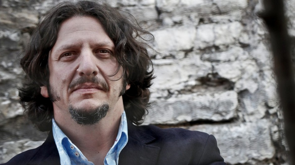 A man who loves good food: Jay Rayner.