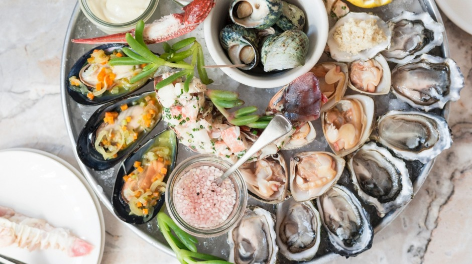 Platter up: Fruits de mer at Cultler & Co, Fitzroy.