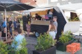 Social enterprise: Co-Ground coffee van in Collingwood.