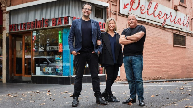 Martin Benn and Vicki Wild, of Sydney's Sepia, are teaming up with Chris Lucas on a restaurant in Melbourne.