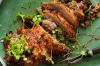 Danielle Alvarez's deboned duck with fig and hazelnut stuffing <a ...